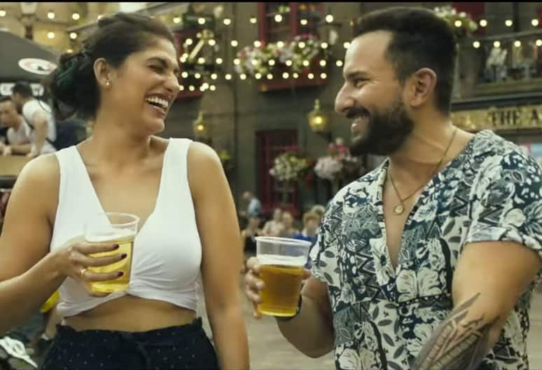 Jawaani Jaaneman Trailer: Saif Would Not Just Discover His 21 Year Old Daughter But Also Her 'Hone Wala Baccha' In This Quirky Comedy