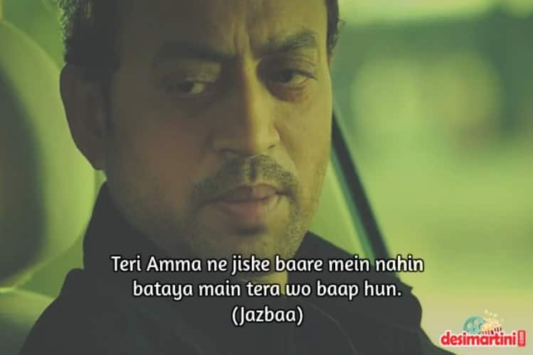 These 11 Irrfan Khan Dialogues Will Remind You What An Awesome Actor He Was