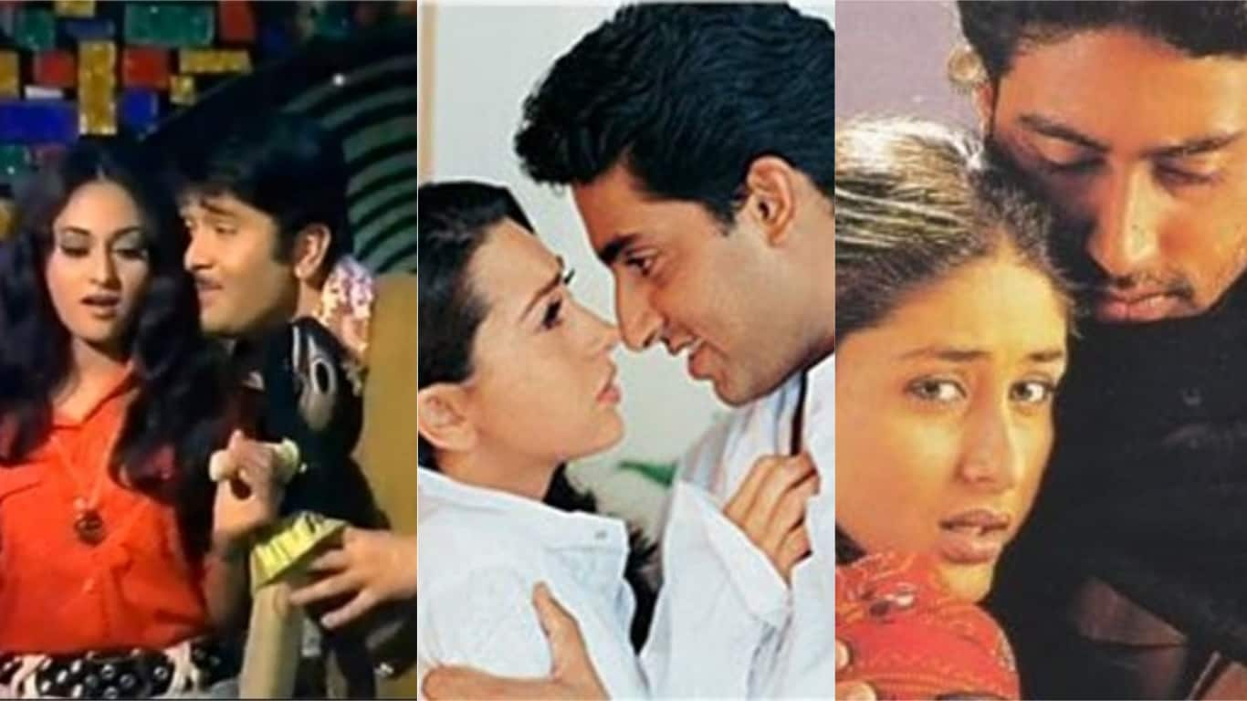 Bollywood On-Screen Jodis Whose Kids Also Romanced Each Other On-Screen