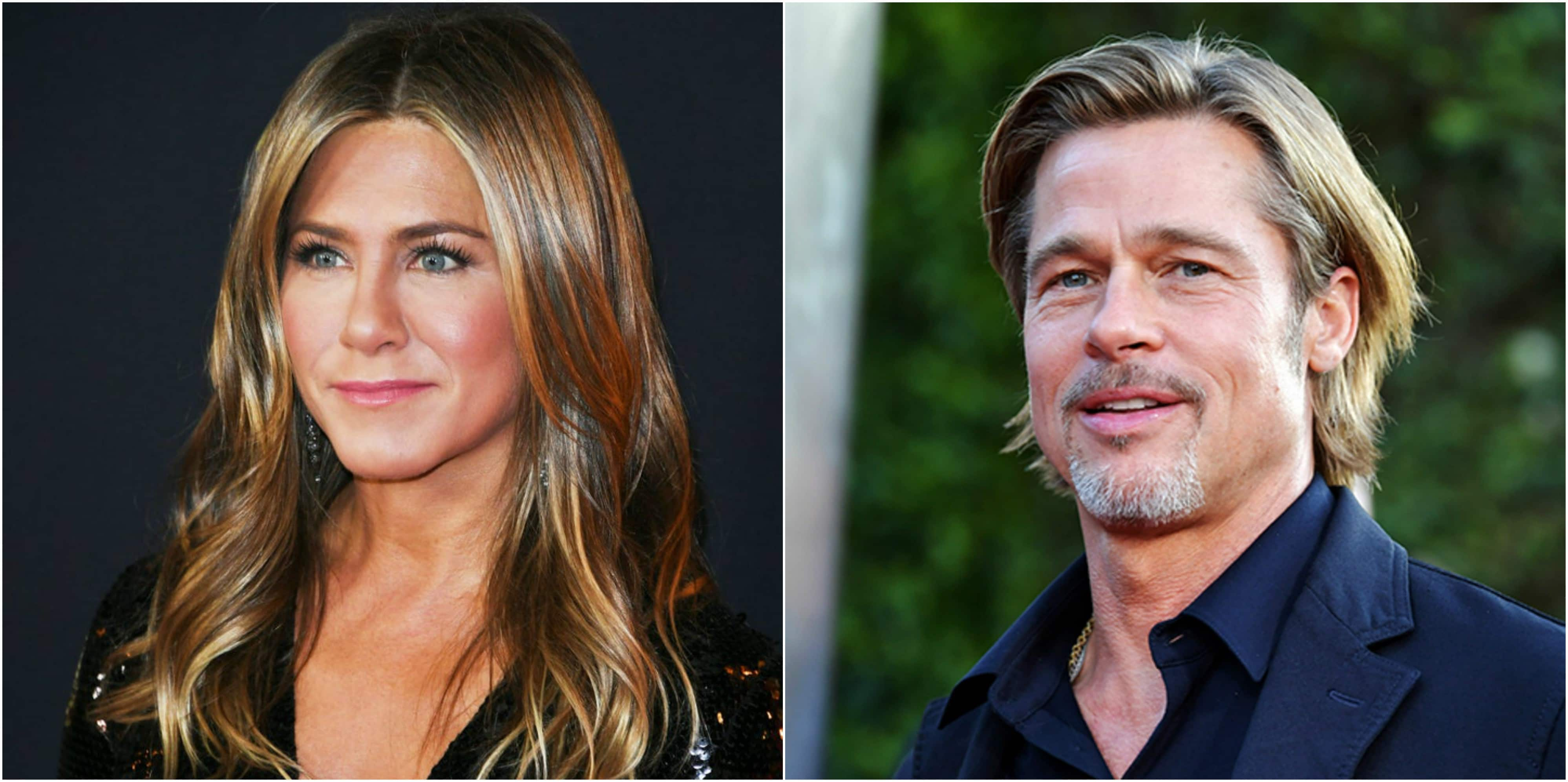 "Brad Pitt And Jennifer Aniston Are Close Friends And ""Have Each Other&squot;s Back"""