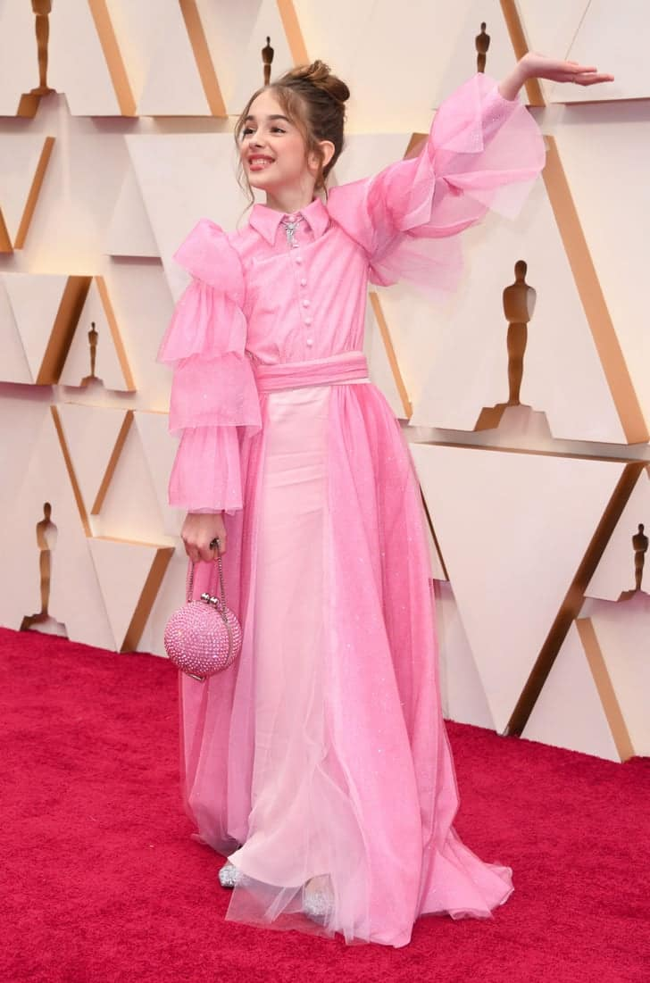 Oscars 2020: Once Upon A Time In Hollywood Star Julia Butters Snuck A Turkey Sandwich In Her Purse For This Reason