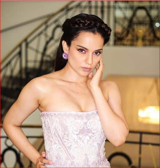 Cannes 2019: Kangana Ranaut Brings Our Princess Dreams Alive For Her First Red Appearance