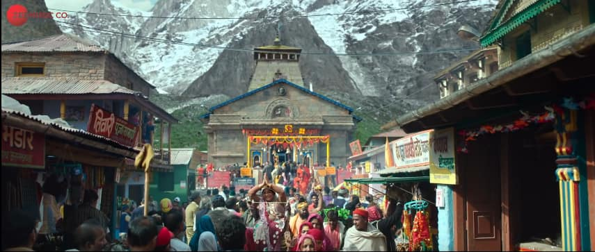 WATCH: Kedarnath's First Song, Namo Namo, Is a Visual Treat!