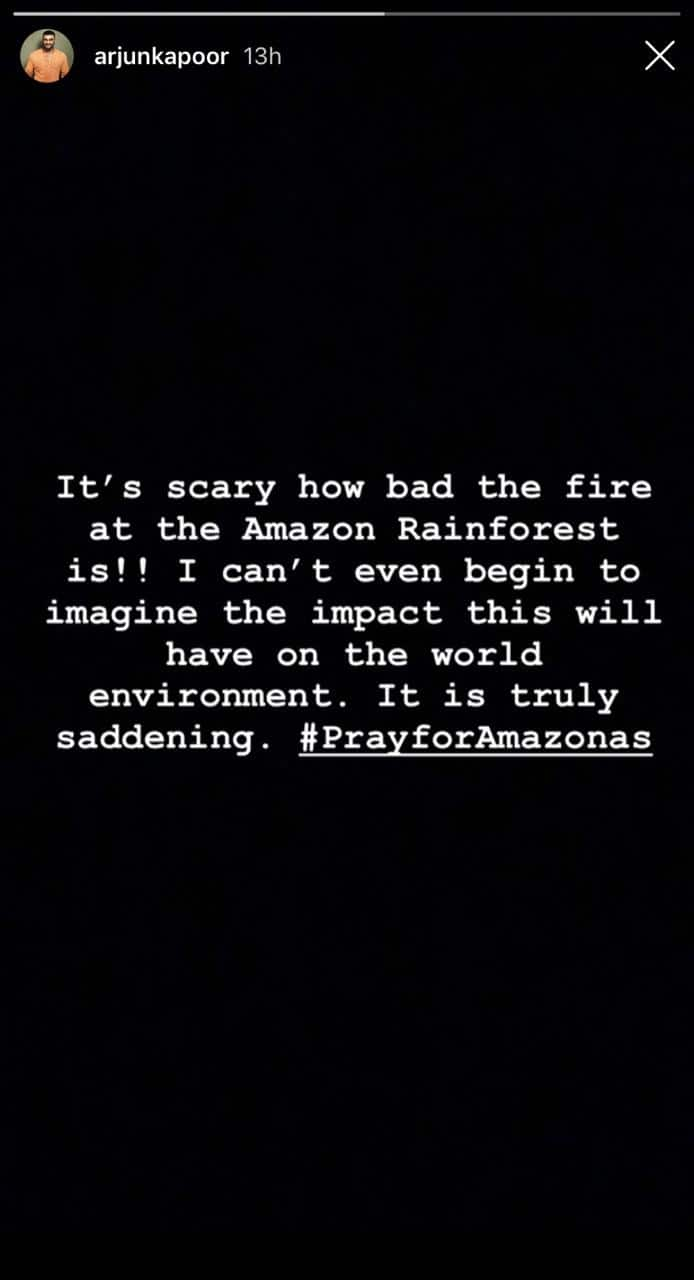 Amazon Rainforest Fire: Akshay Kumar, Alia Bhatt And Other Bollywood Celebs Raise Concern About The Calamity