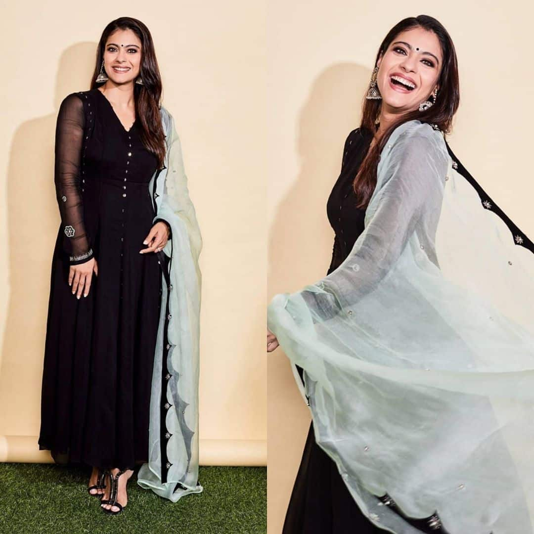 Want Kajol's Classy And Elegant Look? Get It Here On A Budget