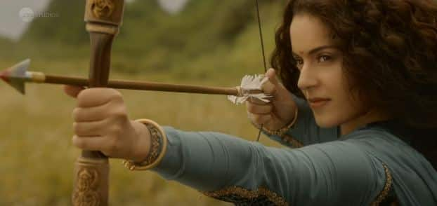 Manikarnika Trailer: Kangana As The Epic Warrior Queen Is Sure To Give You Goosebumps