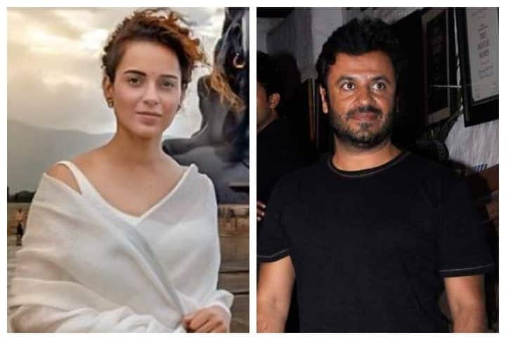 After The News Of Phantom Dissolution Many Are Finding The Courage To Attack Vikas, Shame On Such A Society : Kangana Ranaut