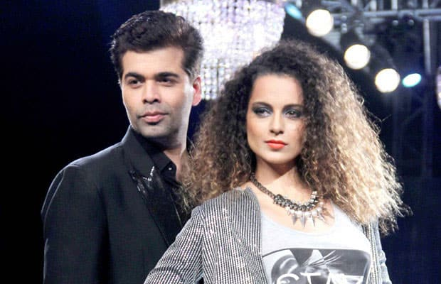 I Would Love To Direct Kangana Ranaut; She Is One Of The Best Actresses We Have Today; Asserts Karan Johar