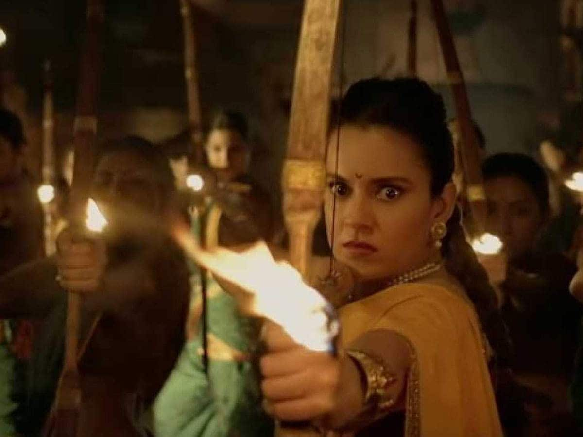 Kangana Ranaut's Demand For A National Award For Manikarnika Leaves The Twitterati Disturbed By Her Narcissism
