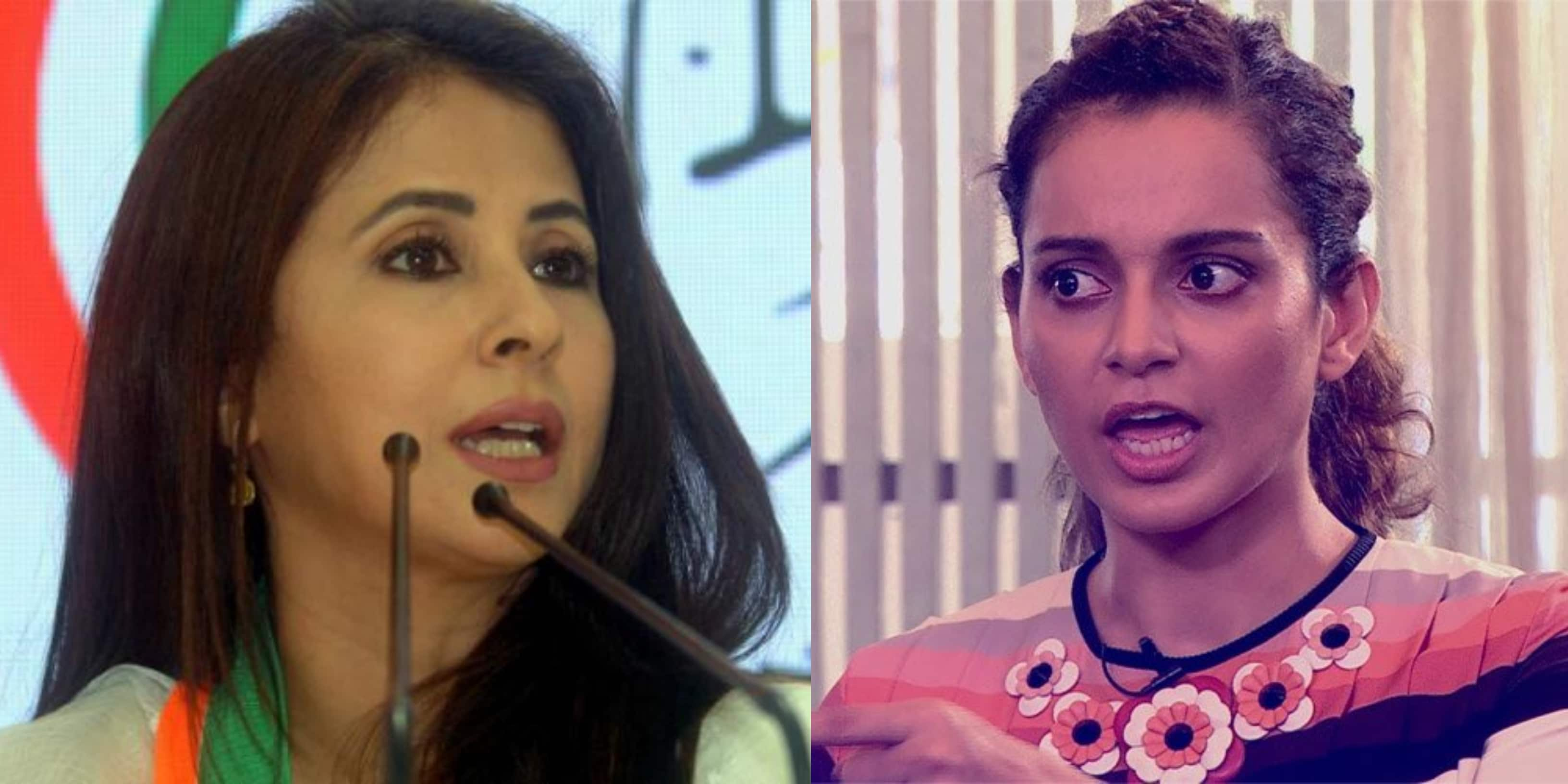 After Being Dragged Into The Kangana-Urmila Controversy, Sunny Leone Hits Back With A Sassy Post