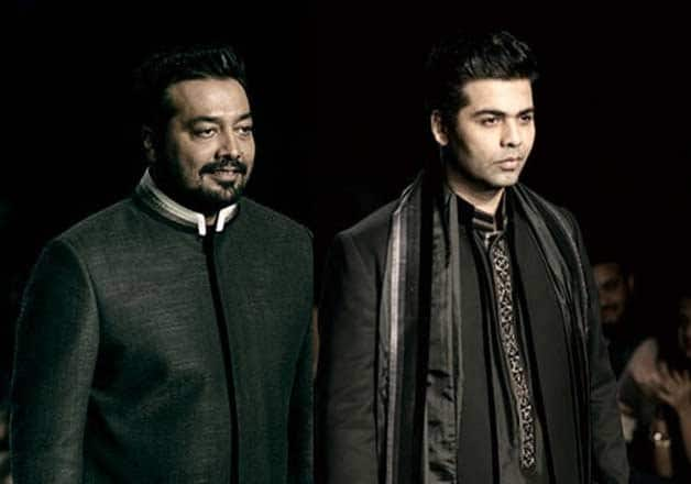 Anurag Kashyap Remembers Referring To Karan Johar As A 'Fat Kid' After Being Called A Psychopath