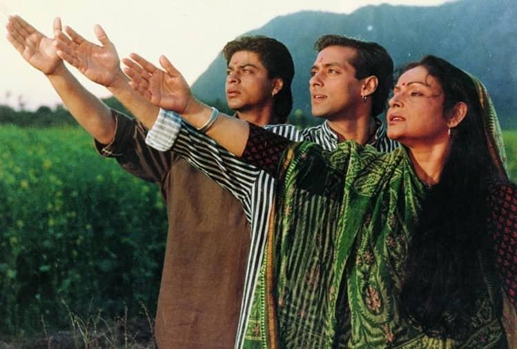 Salman Khan On Karan Arjun: I Have So Many Beautiful Memories Attached To This Movie