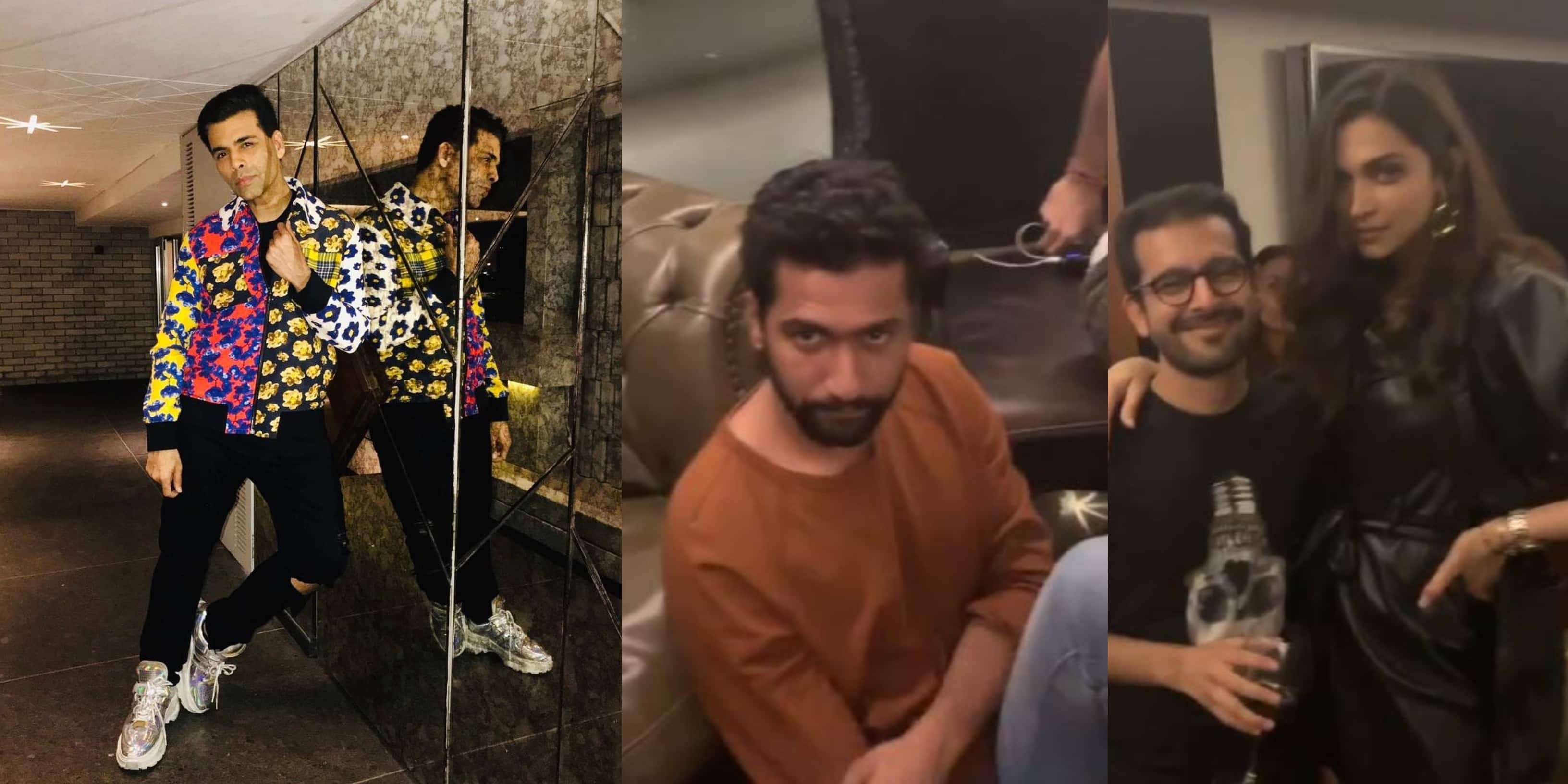 Karan Johar Tells NCB The Device On Which His Viral 2019 Party Video Was Shot Has Been Misplaced: Reports