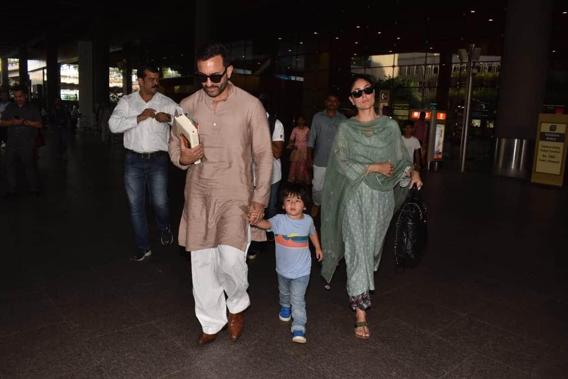 Kareena Kapoor's Airport Look Is Every Desi Fashionista's Go-To Look