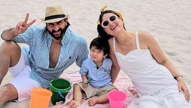 Saif Ali Khan Fears Fans Asking For Selfies At The Airport Would Trample Taimur, Planning To Get Extra Security