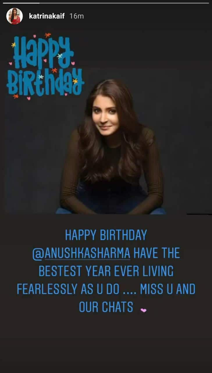 Happy Birthday Anushka Sharma: Varun Dhawan, Sonam Kapoor And Others Pour In Adorable Wishes For The Actress