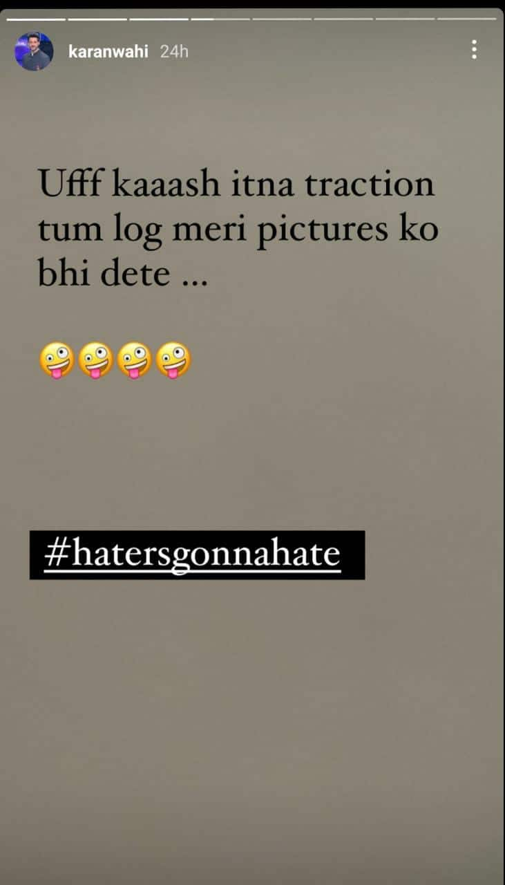 Karan Wahi Receives Death Threats For Jokingly Taking A Dig At The Kumbh Mela, Actor Has Cheeky Response For Haters