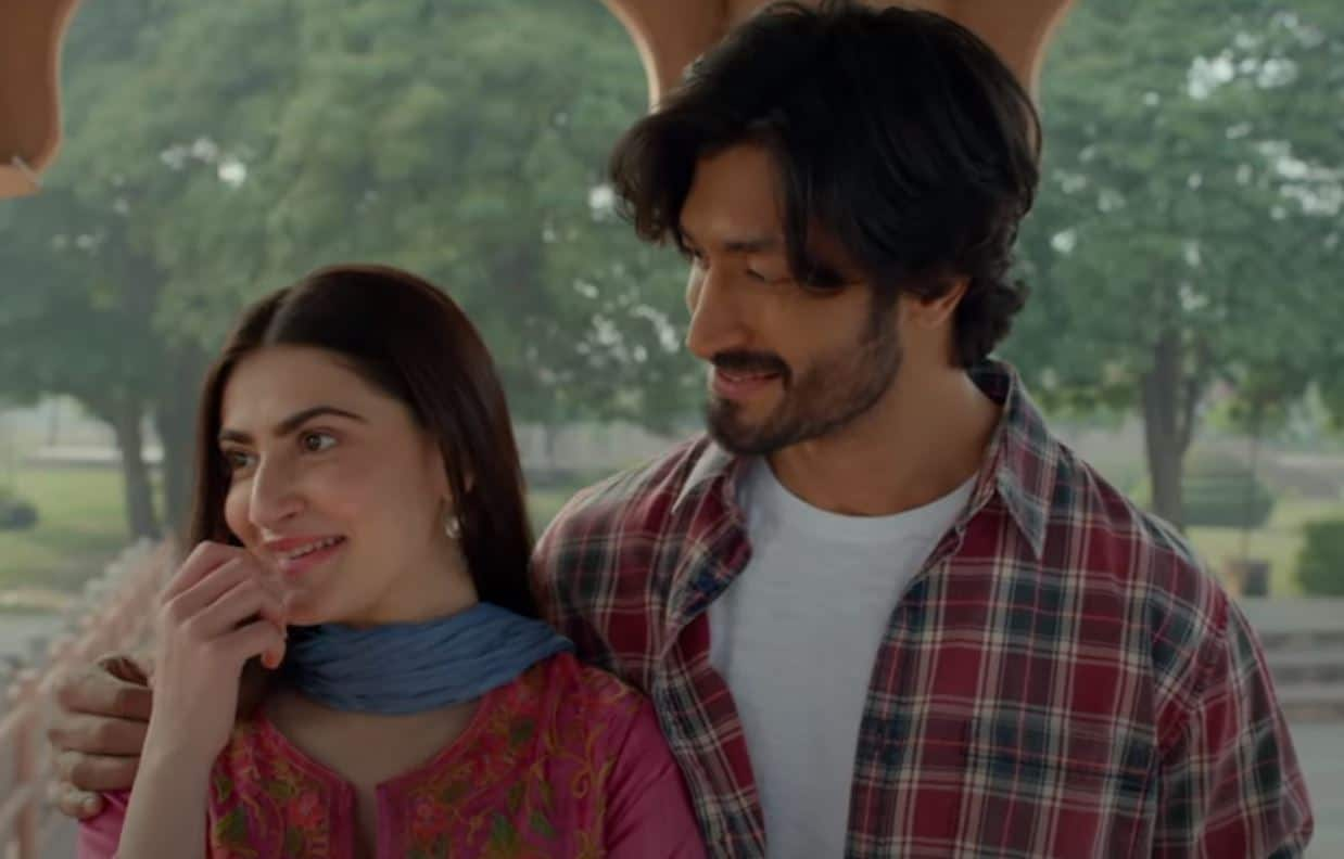 Khuda Haafiz's Jaan Ban Gaye Song Perfectly Captures The Thrill And Passion Of First Love