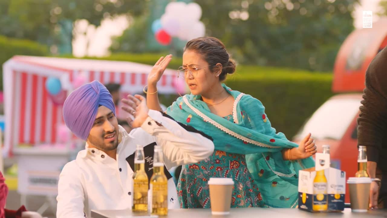 Neha Kakkar & Rohanpreet Singh's Khyaal Rakhya Kar Explores Different Forms Of Love; Watch