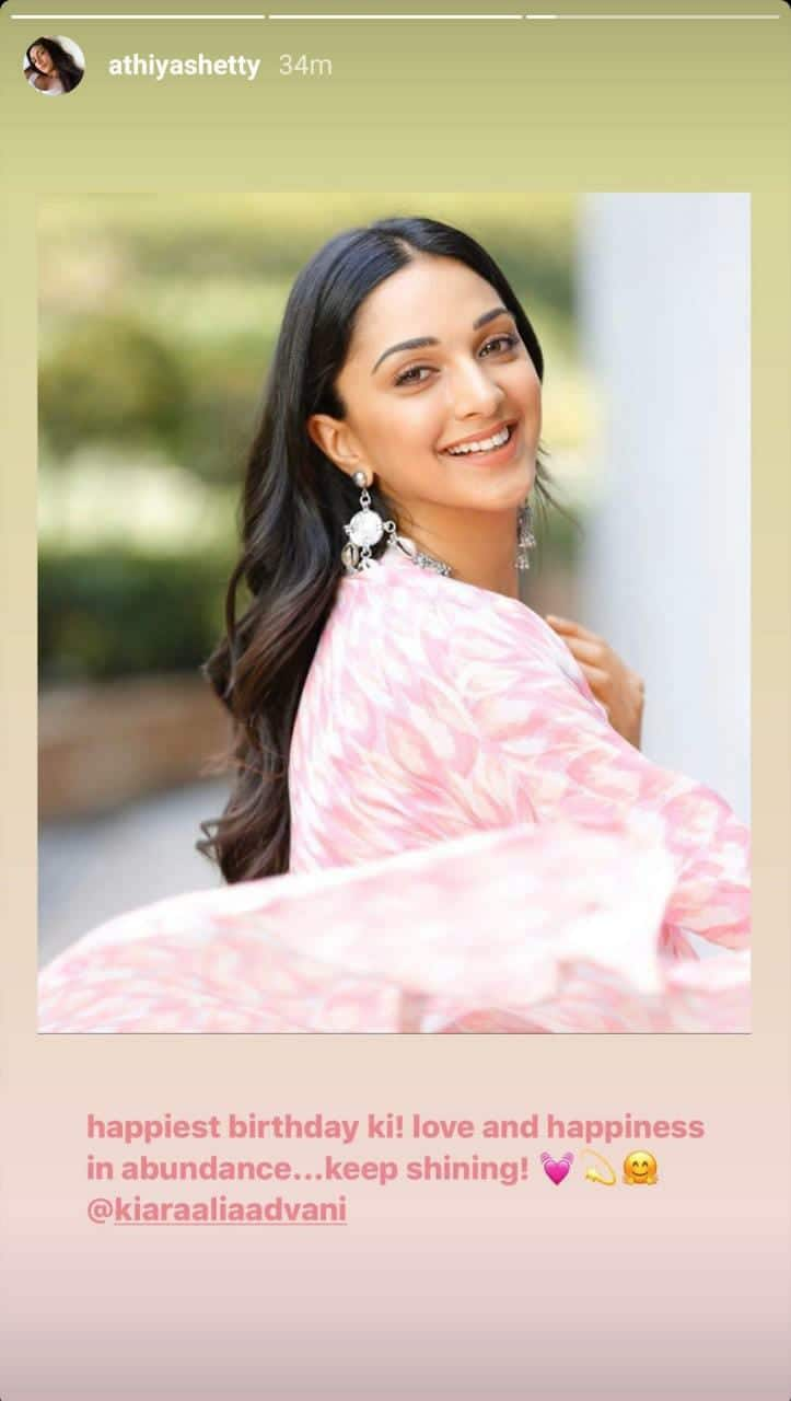 Happy Birthday Kiara Advani: Sidharth, Kareena, Shahid And Other Celebs Pour In Wishes For The Actress
