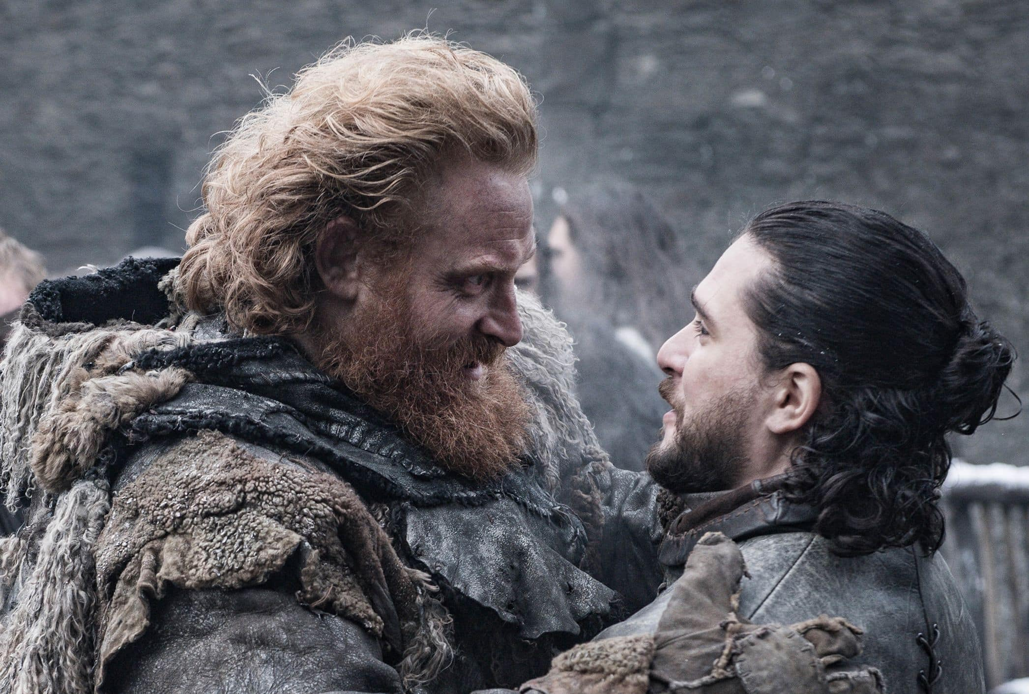 Games Of Thrones Cast Shot An Alternate Ending Reveals Kristofer Hivju, The Fans May Never Get To Know What It Is