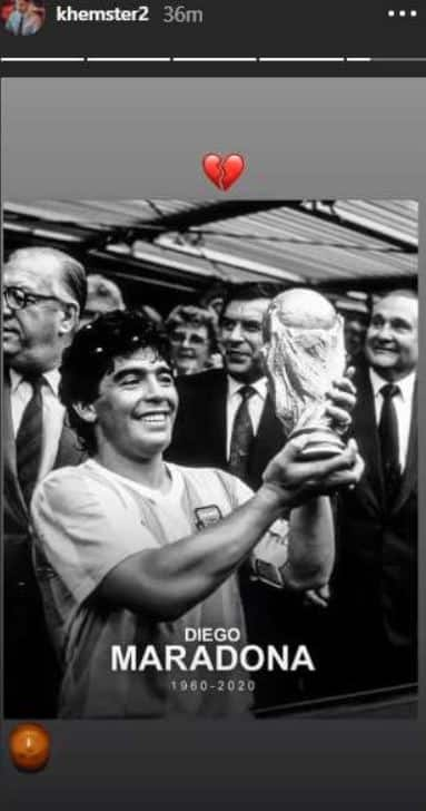 Diego Maradona Passes Away At 60; Shah Rukh Khan, Ranveer Singh, Vicky Kaushal And Other Celebs Pay Homage To The Legend