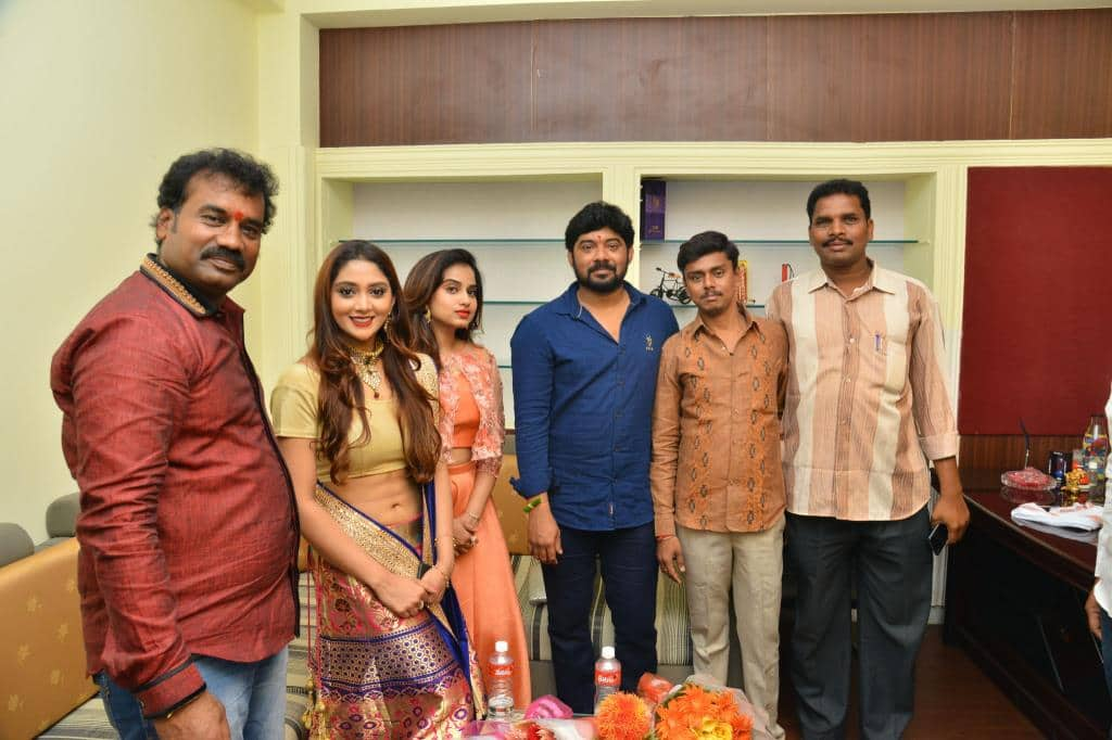 'Kothala Rayudu' Launched In Hyderabad