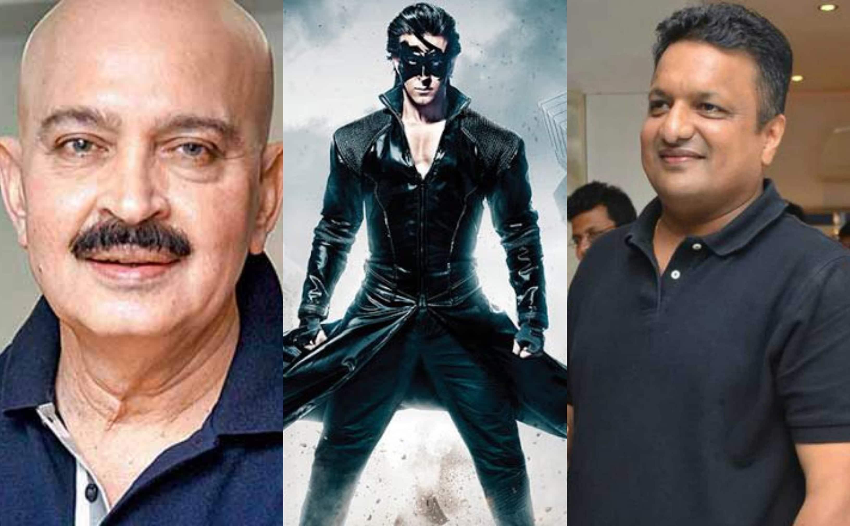 Rakesh Roshan Ropes In Sanjay Gupta To Direct Krrish 4 On A Humongous Budget!