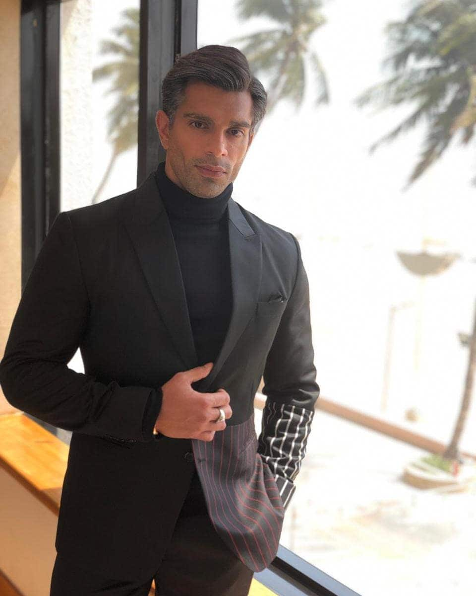 Karan Singh Grover's Look As Mr. Bajaj From Kasautii Zindagi Kay Is Out!