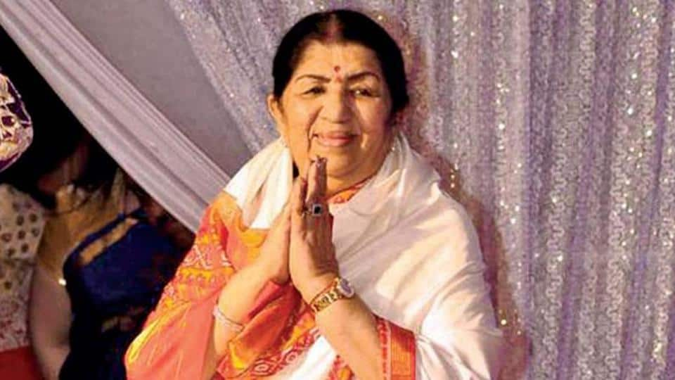 Lata Mangeshkar Returns Home After 28 Days Stay At The Hospital, Takes To Twitter To Thank Well Wishers