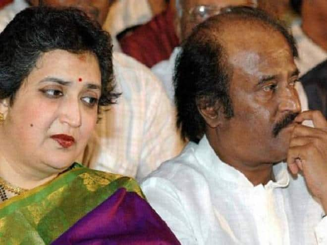 Rajinikath's Wife Has To Face Trial For Not Repaying Loan
