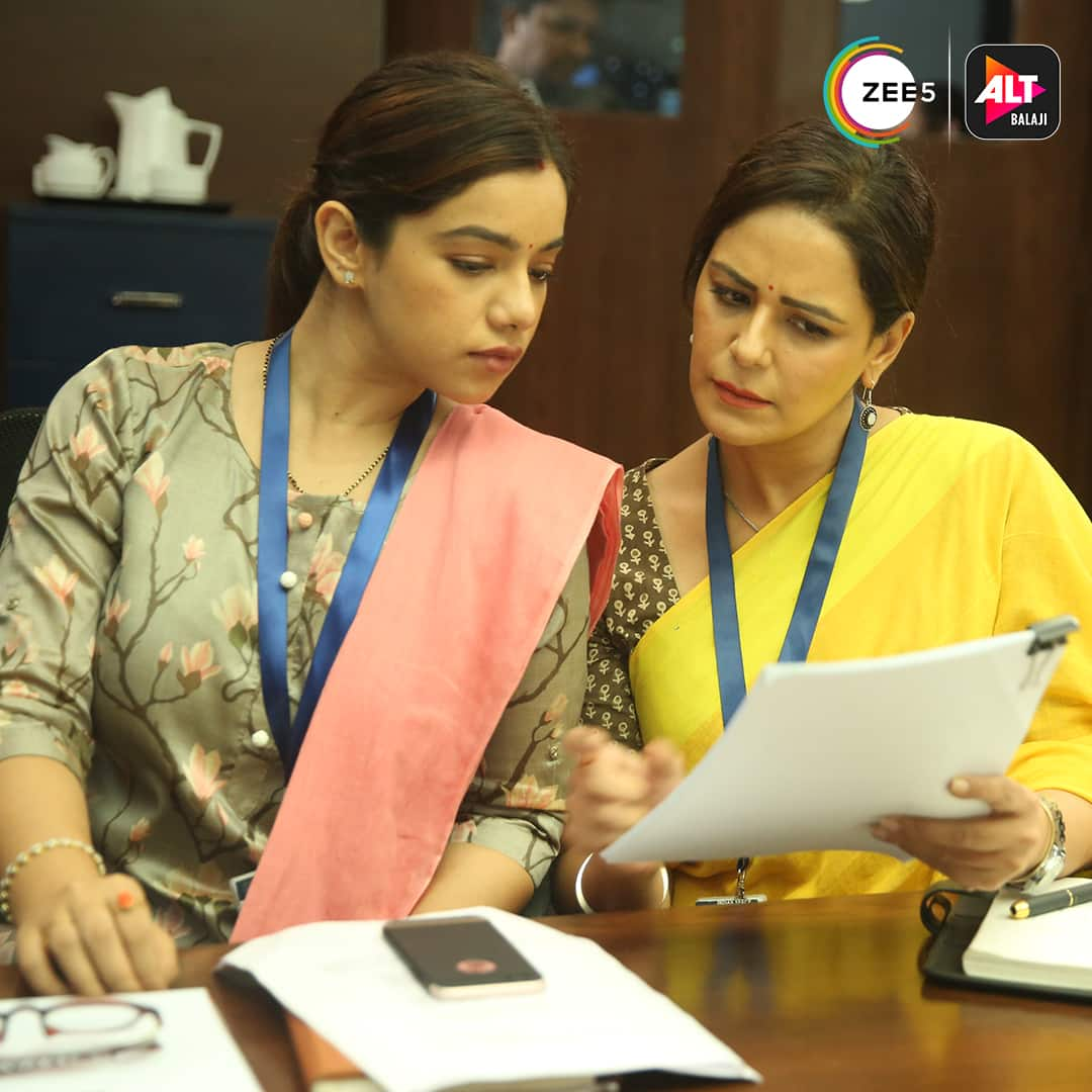 ALTBalaji And ZEE5's Mission Over Mars Team Proves A Happy Set Brings Happy Vibes