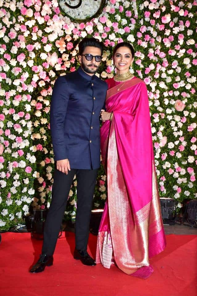 Watch Deepika Padukone Groove As Ranveer Singh Sets The Stage On Fire At Kapil Sharma's Reception!