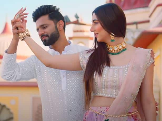 Madhanya: Rahul Vaidya And Disha Parmar Give Us A Glimpse Of What Their Wedding May Look Like In This Shaadi Season Special Song