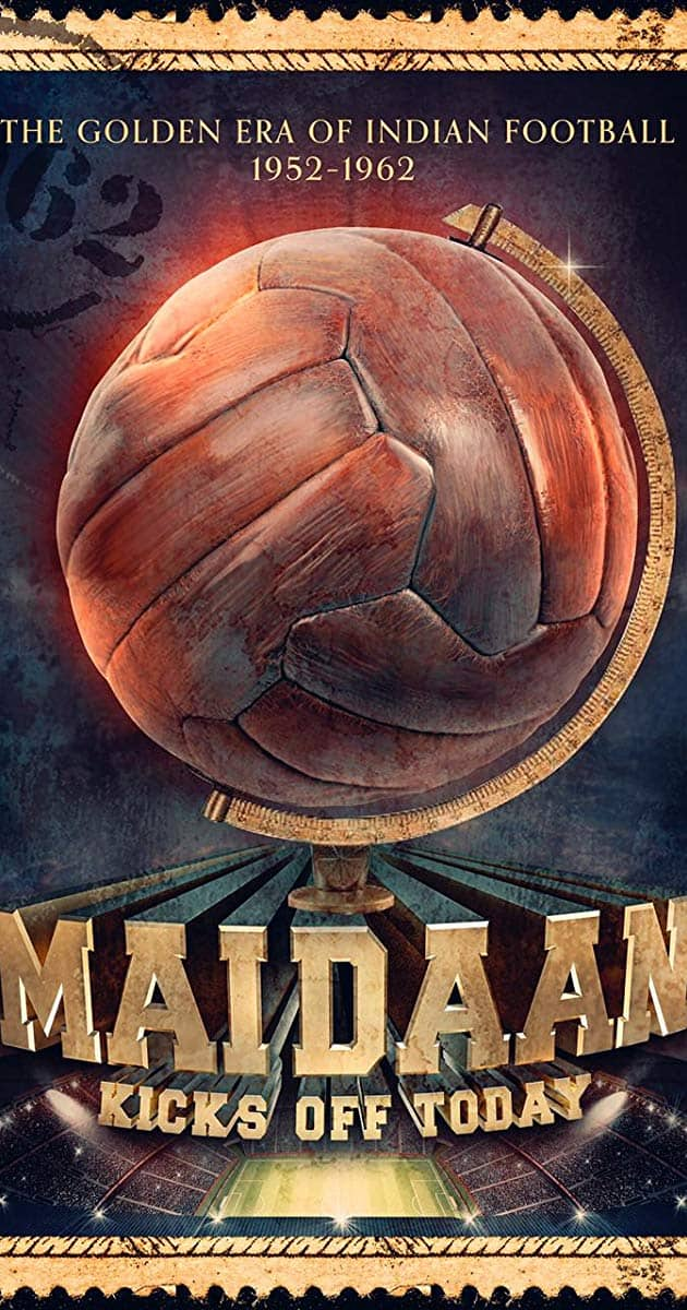 Ajay Devgn Starrer Maidaan Gets A Release Date, To Release On 27th November 2020!