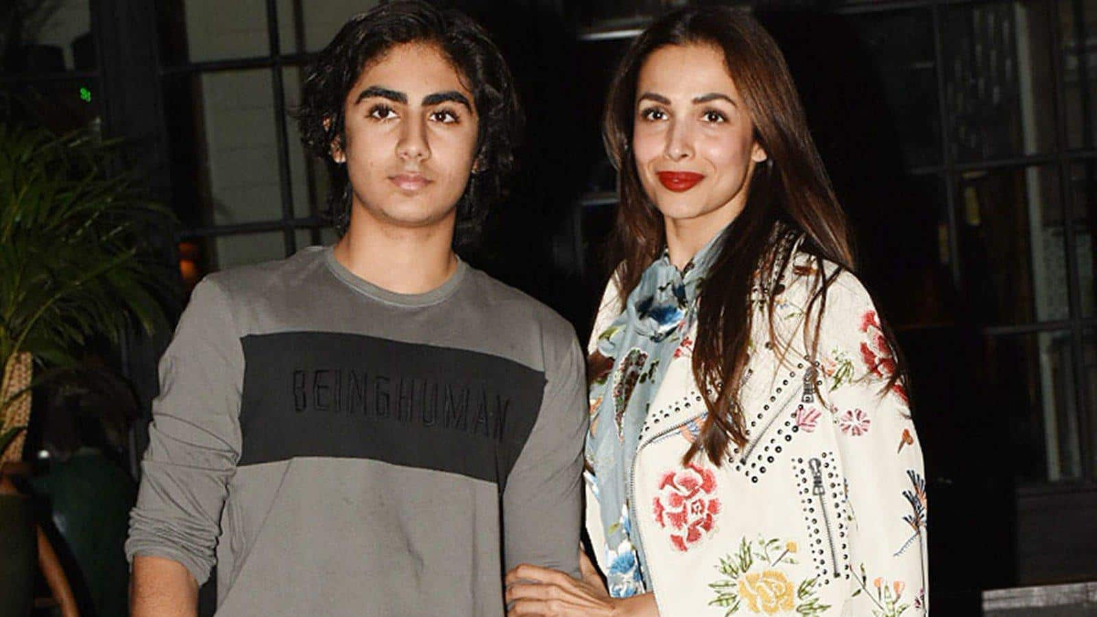This Is How Malaika Arora's Son Arhan Reacted To Her Relationship With Arjun Kapoor