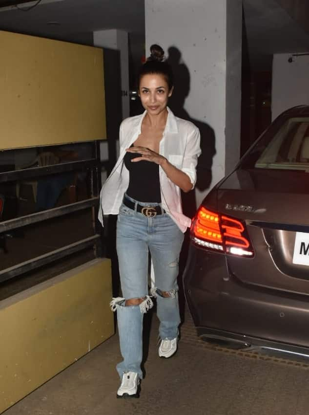 Here's How To Get Malaika Arora's Street-Style Outfit Under Rs 2,000