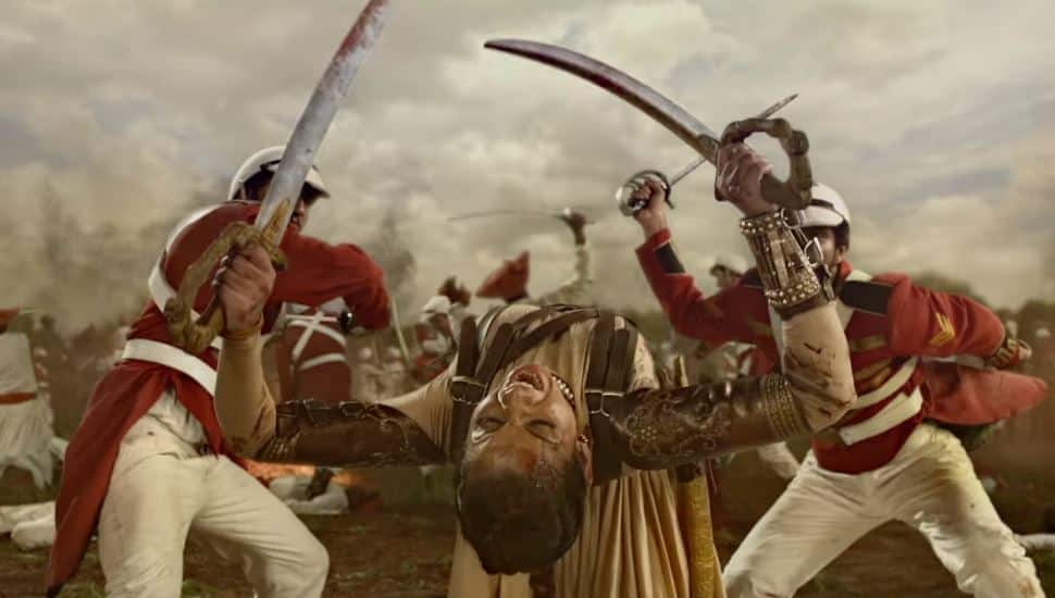 वीडियो: कंगना रनौत की फिल्म 'मणिकर्णिका' का टीज़र देखकर आपके रोंगटे खड़े हो जायेंगे !