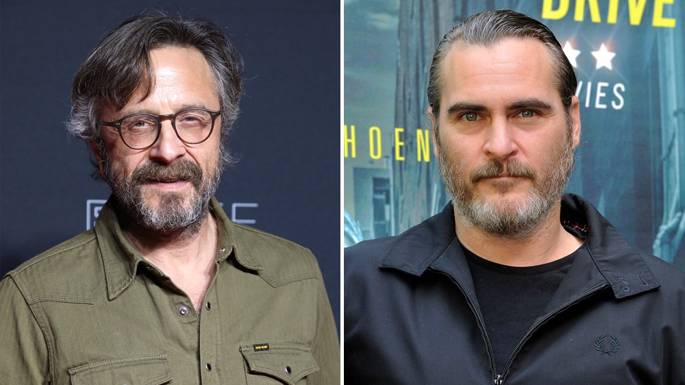Marc Maron To Join Joaquin Phoenix's 'Joker'?