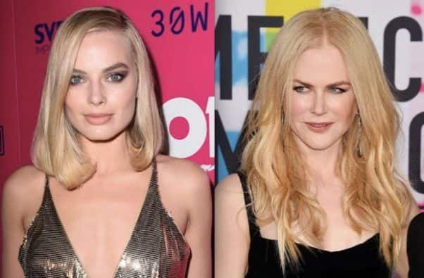 Nicole Kidman And Margot Robbie To Work In A Movie