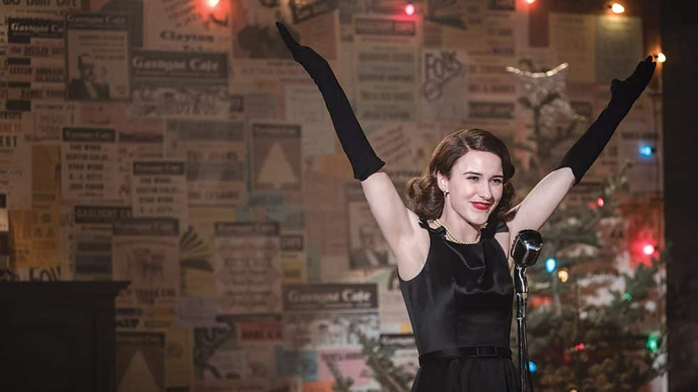 'The Marvelous Mrs Maisel' Renewed for fourth season