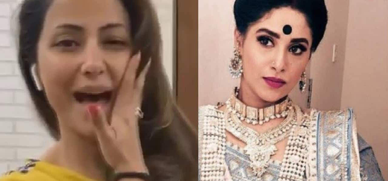 OMG! This Feeling Is Going To Stay With Me For Some time, Says Shubhaavi Choksey On Slapping Hina Khan
