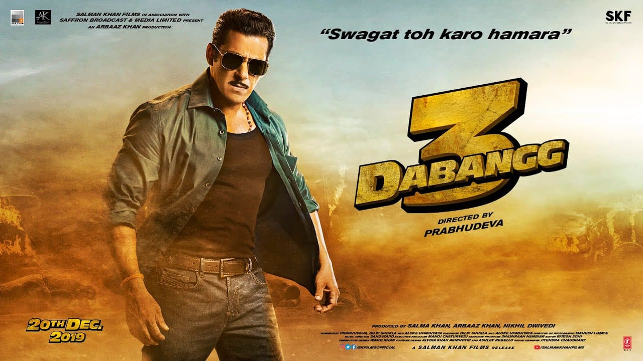 This Is When Salman Khan Will Launch The Trailer Of Dabangg 3, Plans To Make To It A Multi City Gala Event