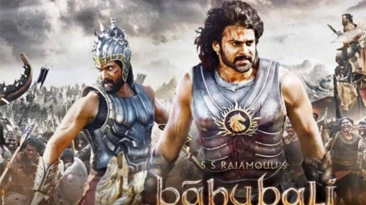 The Baby In First Scene Of Baahubali: The Beginning Was Born To Play The Role, Quite Literally