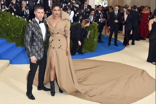 We Bet You Did Not Know Why Priyanka Chopra's Wedding Gown Is One Of The Most Sepcial Wedding Gowns Ever