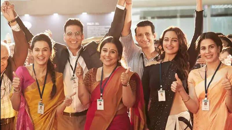 Mission Mangal Box-Office Day 1: The Film Becomes The Highest opener Ever For The Entire Cast!