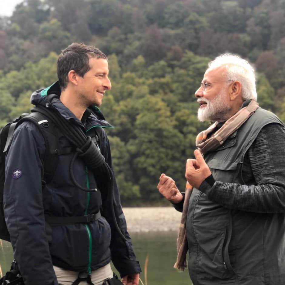 Man Vs Wild's Bear Grylls On PM Narendra Modi: A Privilege To Hear His Vision Of How He Wants To Clean Up India
