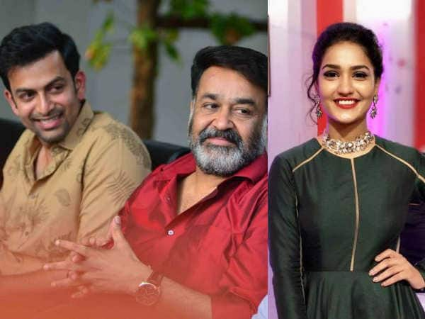 Saniya Iyappan To Play Mohanlal's Daughter In 'Lucifer'