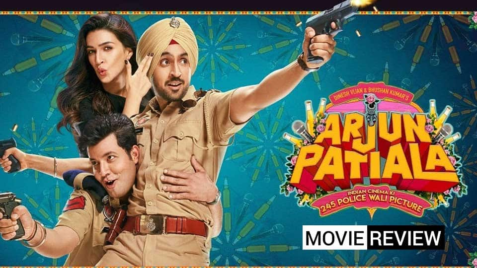 Arjun Patiala Movie Review: Not A Spoof, The Film Is Just Plain Goof