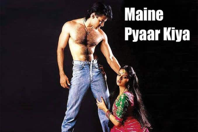 Salman Khan's Debut Film Was Not Supposed To Be Maine Pyaar Kiya But...